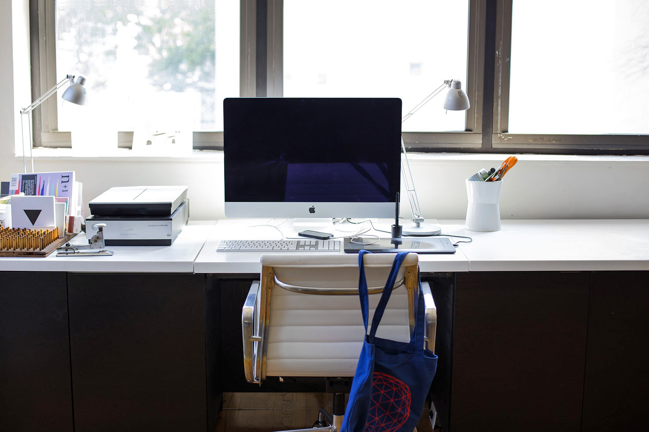 A Stand-up Desk (Ikea hack) : Kelli Anderson